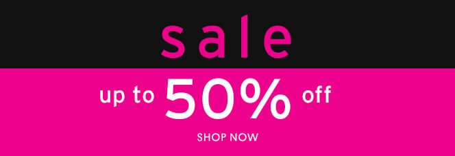 Topshop: Sale up to 50% off women's clothing, shoes, bags and accessories