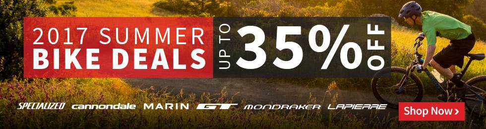 Tredz: Sale up to 35% off bikes