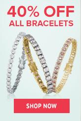 Tru Diamonds: 40% off all bracelets