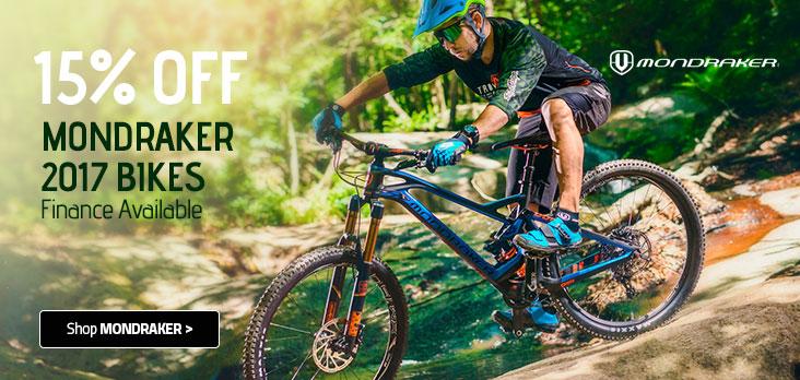 Tweeks Cycles: 15% off Mondraker 2017 Mountain Bikes