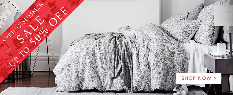 Sheridan: Sale up to 50% off luxury bedding