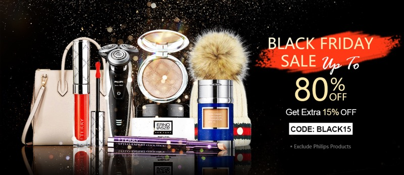 Black Friday Under Armour: Sale up to 80% off luxury beauty, skincare, haircare & makeup