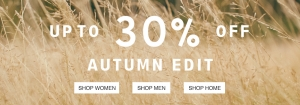Urban Outfitters: sale up to 30% off
