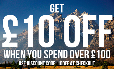 Urban Surfer: £10 off when you spend over £100