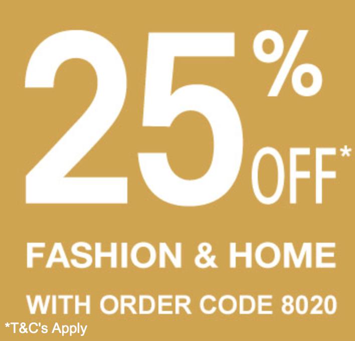 Vertbaudet: 25% off fashion & home