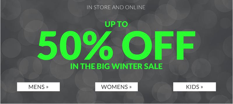 Van Mildert: Sale up to 50% off designer womenswear and menswear