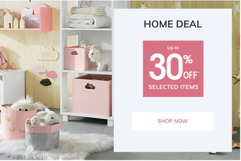 Vertbaudet: up to 30% off baby, kid's and children's clothes