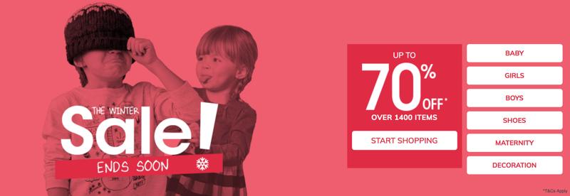 Vertbaudet Vertbaudet: Sale up to 70% off baby, kids and children clothing