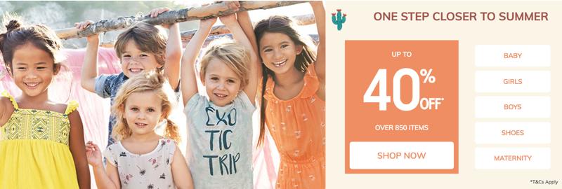 Vertbaudet Vertbaudet: up to 40% off baby, kids and children fashion