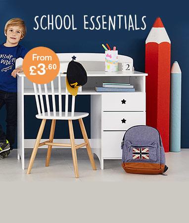 Vertbaudet Vertbaudet: school essentials from £3,6