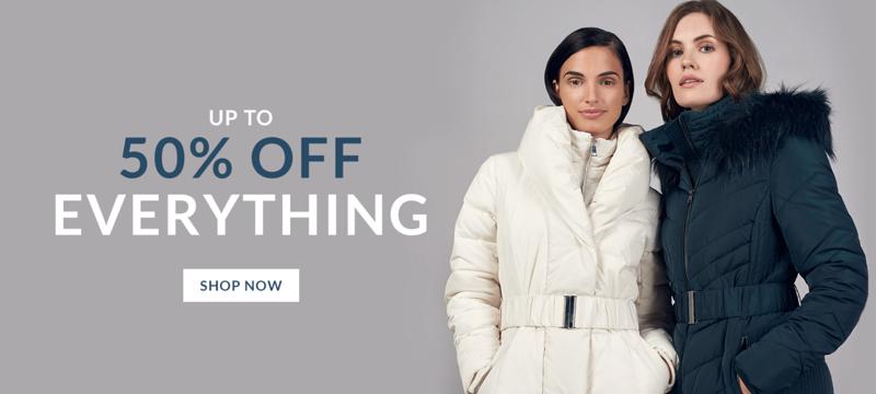 Wallis Wallis: up to 50% off women's fashion