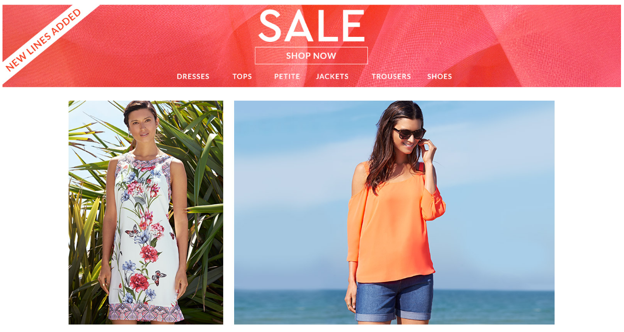 249d005f6 Wallis  Sale up to 70% off clothing