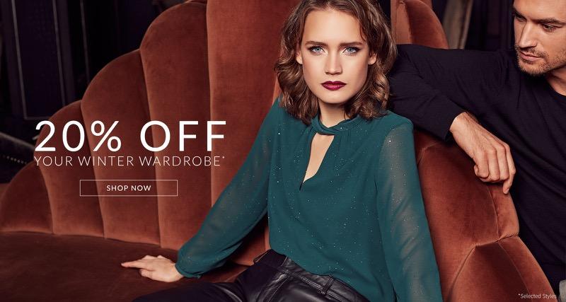 Wallis: 20% off your winter wardrobe