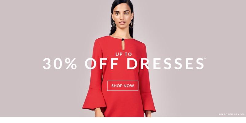 Wallis Wallis: up to 30% off dresses