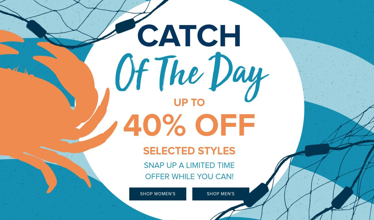 Weird Fish: up to 40% off casual clothing for men, women and kids