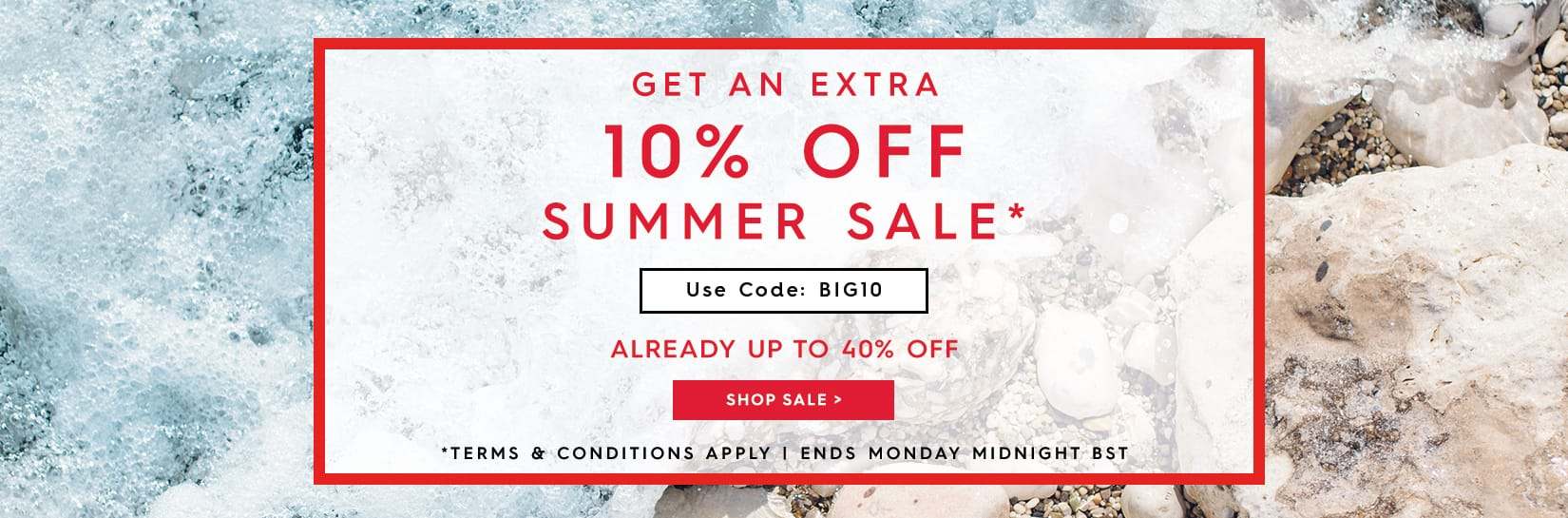 Woolovers Woolovers: extra 10% off Summer Sale products up to 40% off