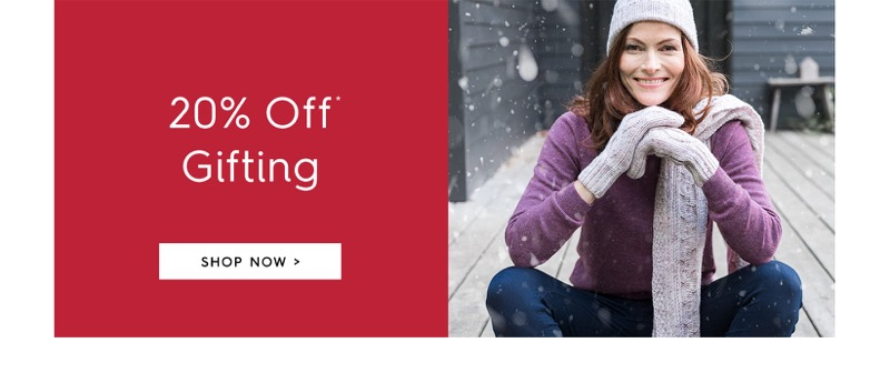 Woolovers Woolovers: 20% off gifting