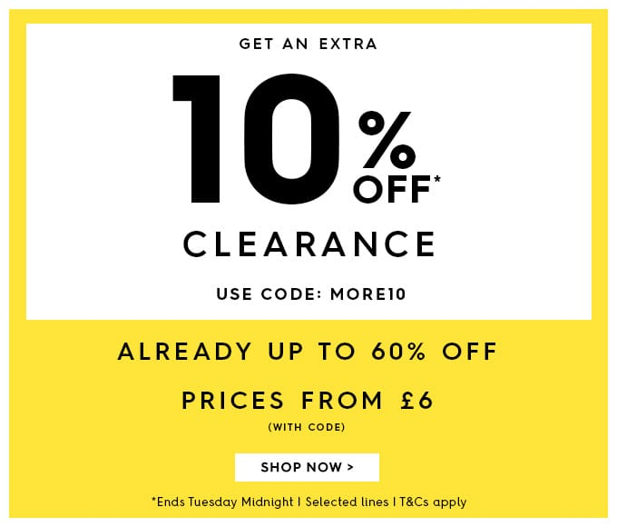 Woolovers Woolovers: extra 10% off clearance products