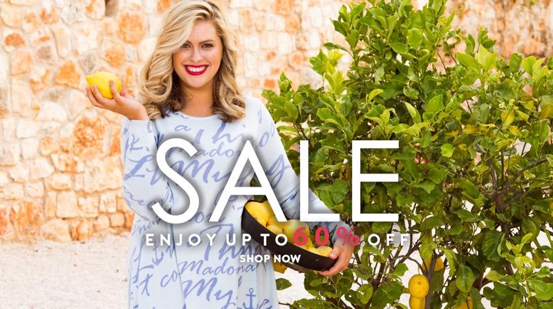 Yoek Yoek: Sale up to 60% off plus size women's fashion