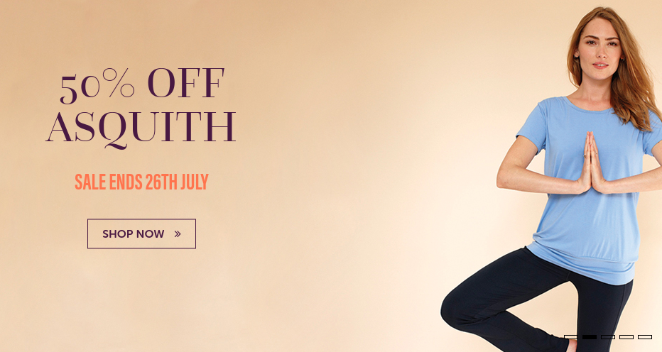 Yoga Matters: 50% off asquith