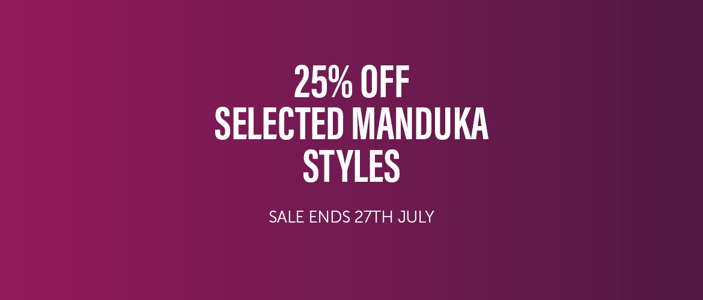 Yoga Matters: 25% off selected manduka styles