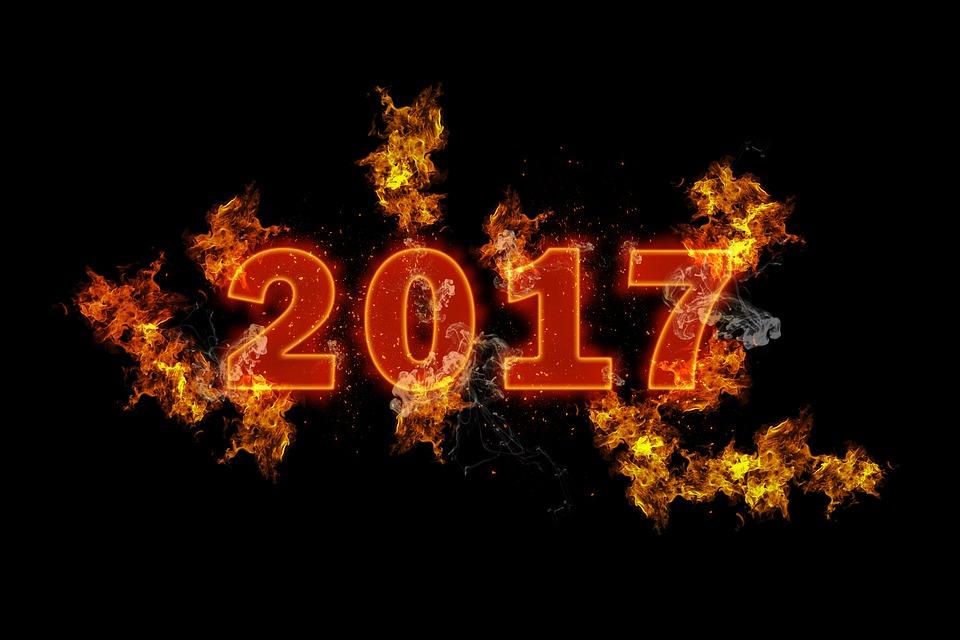 Happy New 2017 Year!