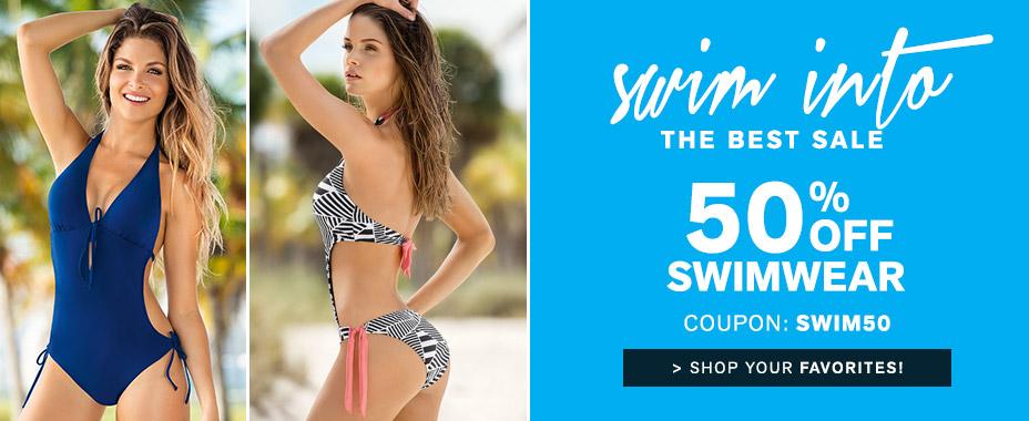 Leonisa: 50% off on swimwear