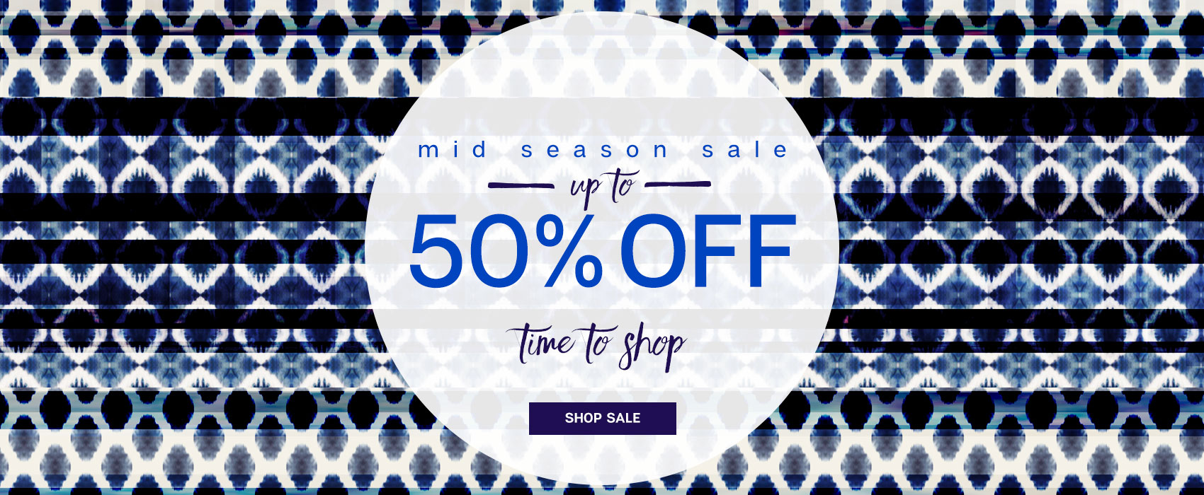 Dash: Mid Season Sale up to 50% off