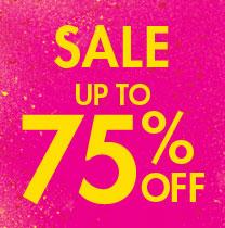 La Senza: sale up to 75% off