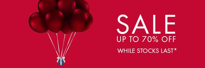 Swarovski: Sale up to 70% off