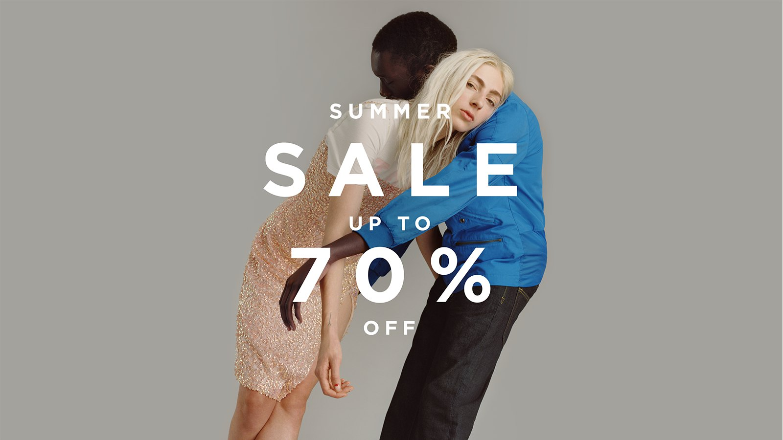 French Connection: summer sale up to 70% off