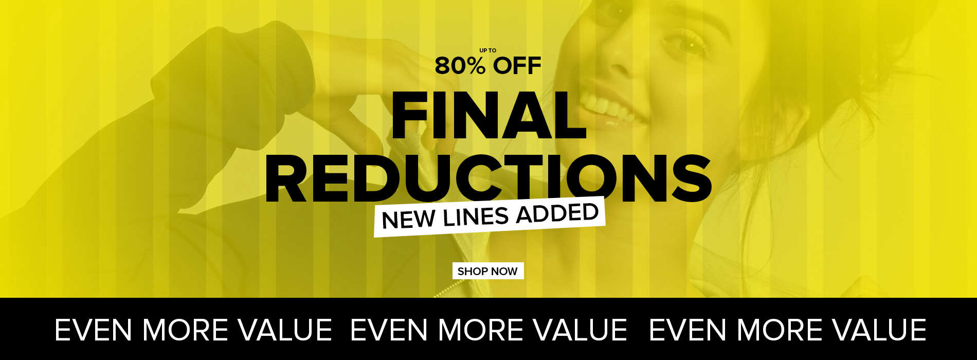 Select Fashion: Sale up to 80% off accessories and clothing