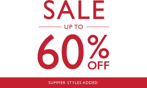 Clarks: sale up to 60% off