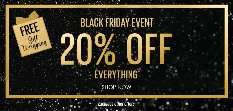 Black Friday Boux Avenue: 20% off everything
