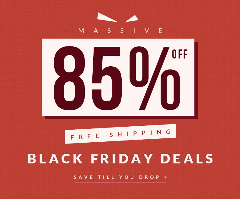 Black Friday Rosegal: 85% off womens and mens items