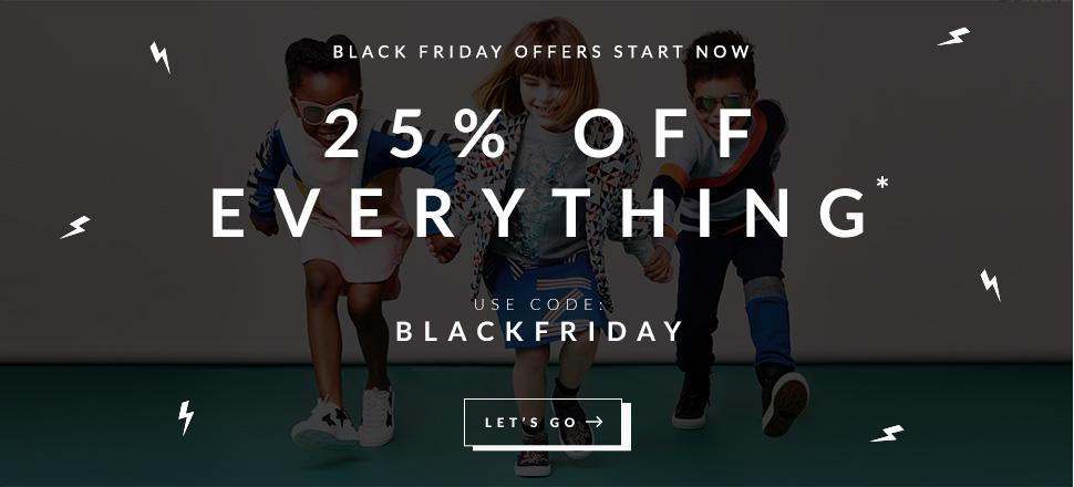 Black Friday Alexandalexa: 25% off everything