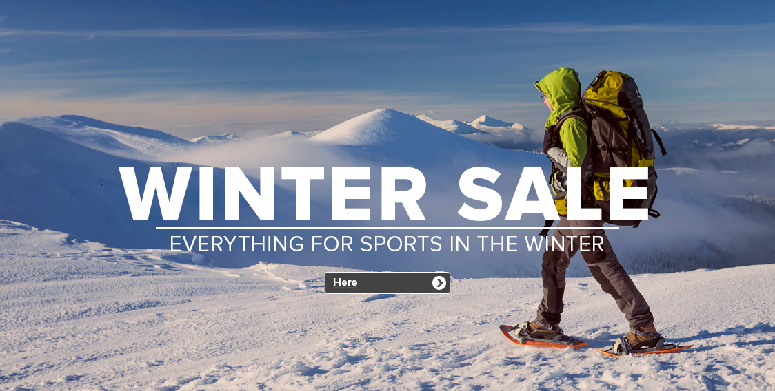 Vaola: up to 40% off for everything for sports in the winter