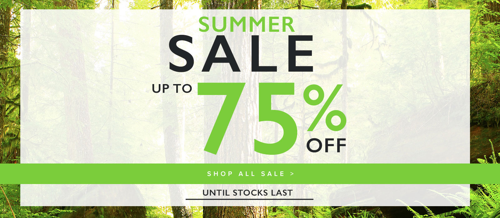 Simply Hike: Sale up to 75% off for hiking equipment