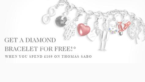 Argento: get a diamond bracelet for free
