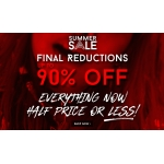 Attitude Clothing: Sale up to 90% off for everything