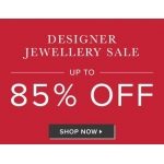 John Greed Jewellery: Sale up to 85% off designer jewellery
