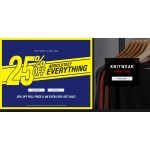 Officers Club: 25% off everything