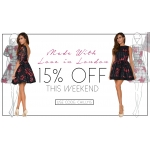 Jones and Jones Fashion: 15% off dresses