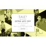 Yoox: sale up to 60% off