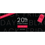 Black Friday Cloggs: 20% off everything