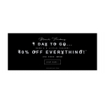 Black Friday Brand Attic: 40% off everything