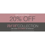 Moda in Pelle: 20% off on new collection of women's shoes