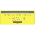 Moda in Pelle: up to 50% off seasonal reductions
