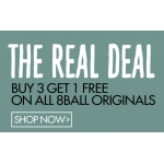 8Ball: buy 3 get 1 free