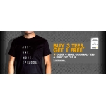 8Ball: buy 3 tees, get 1 free